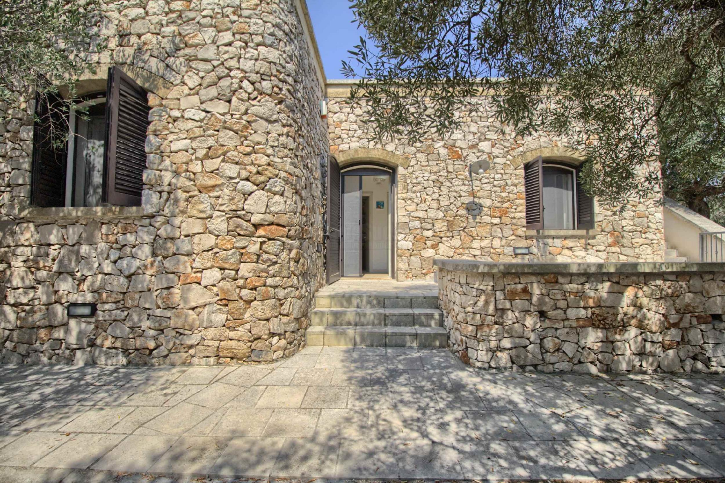 Stone House Li Turchi