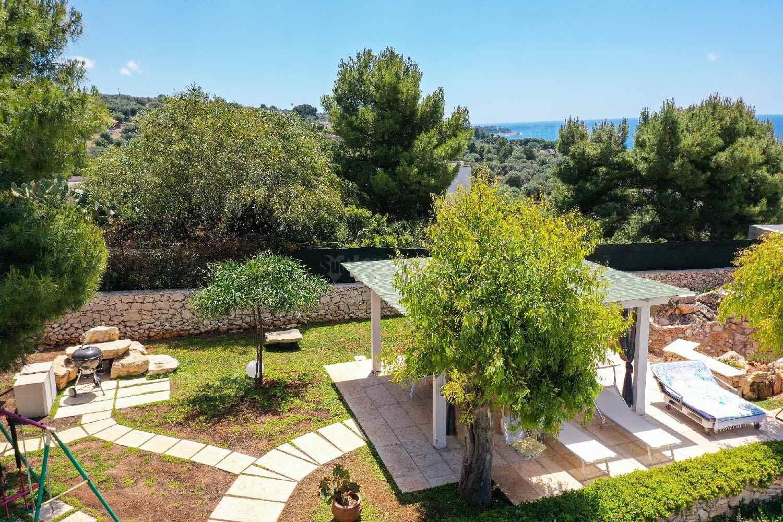 Blue Room - Beach View Villa Controvento