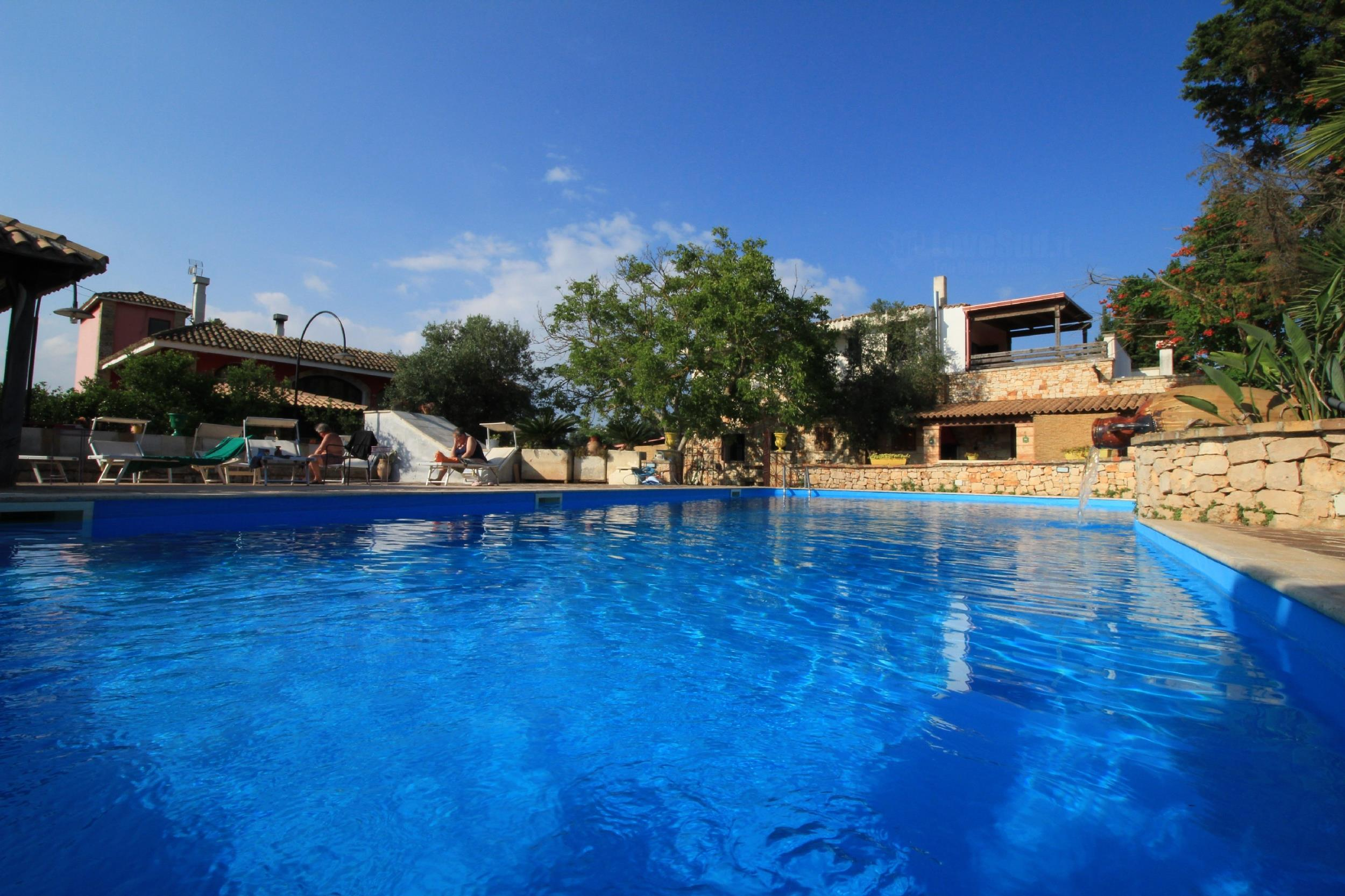 Apartment Trilo Noce shared pool photo 25188293