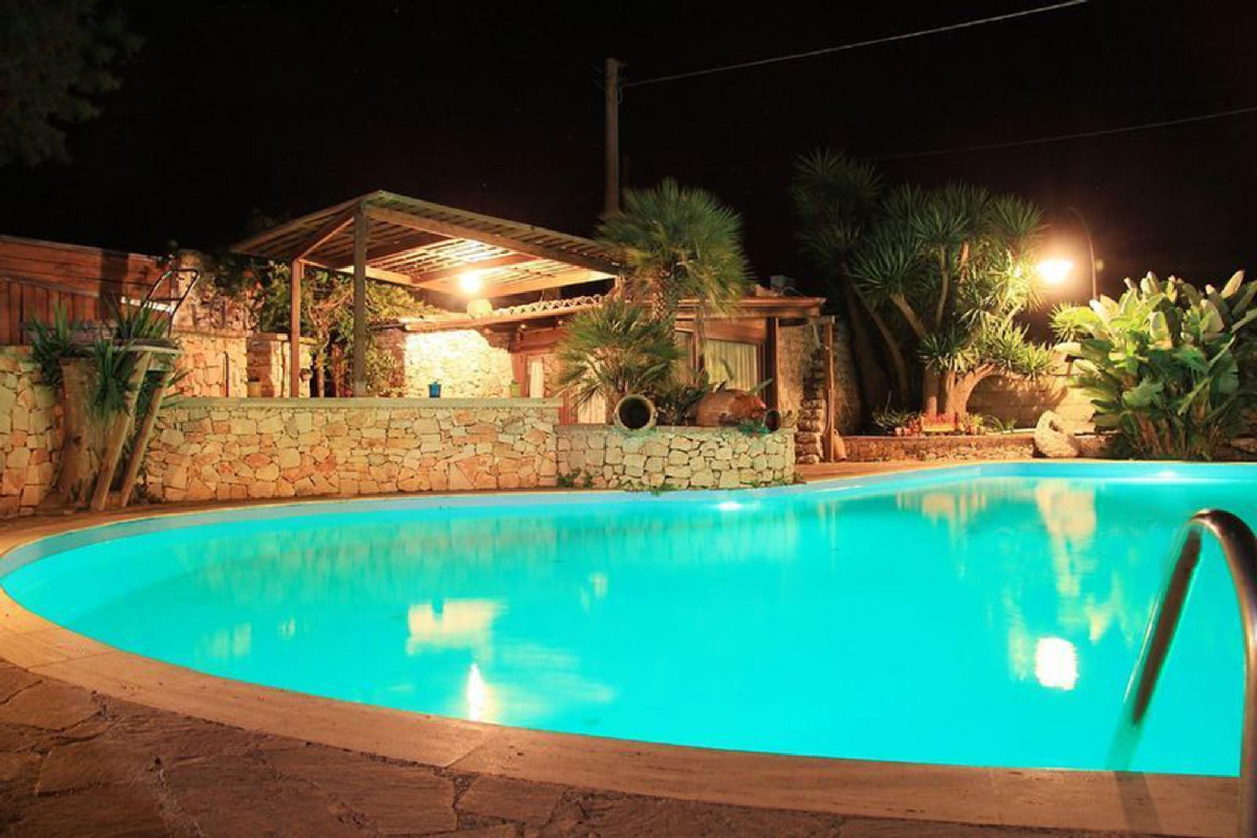 Apartment Trilo Noce shared pool photo 25188296