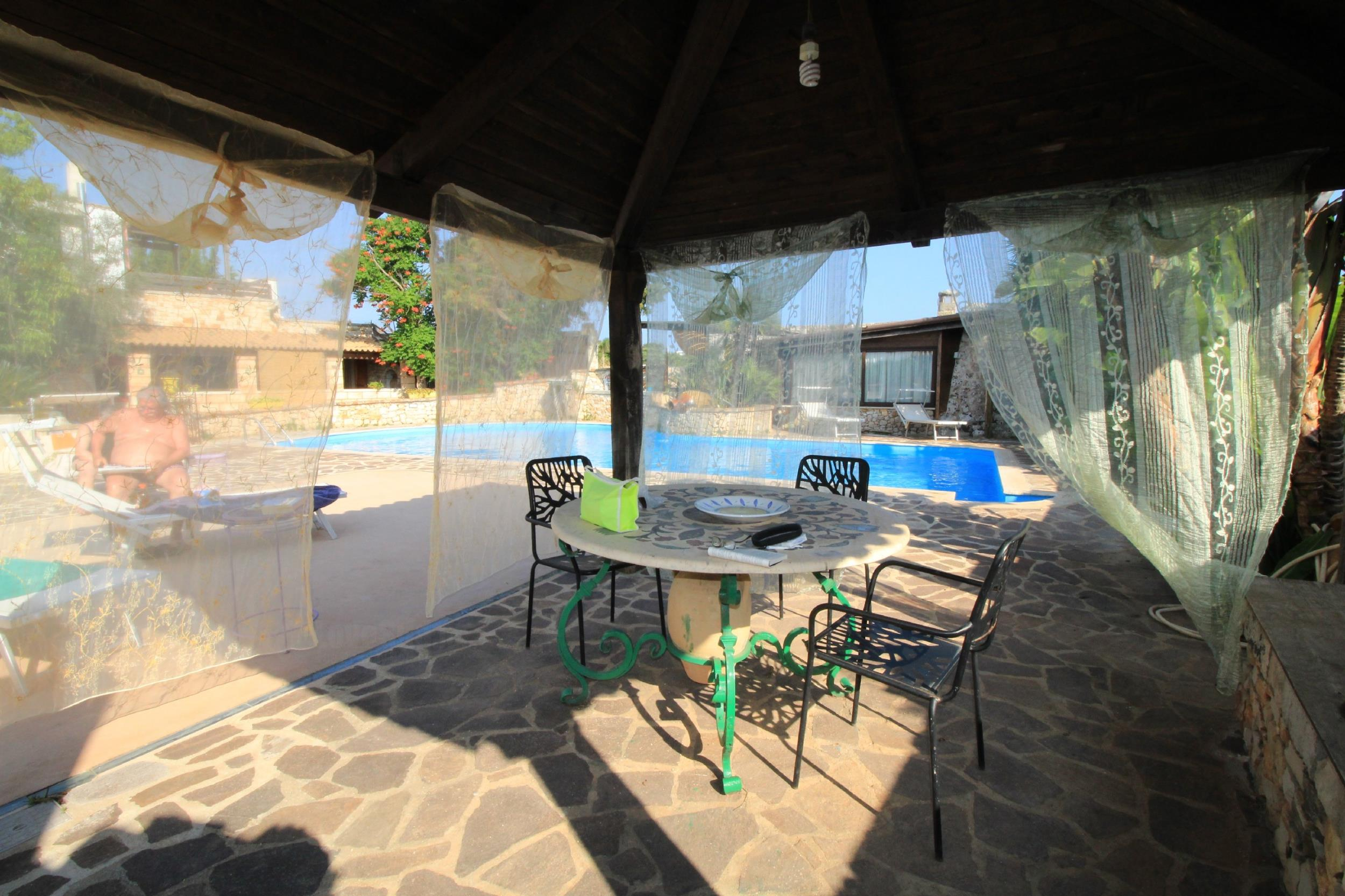 Apartment Trilo Noce shared pool photo 25188301