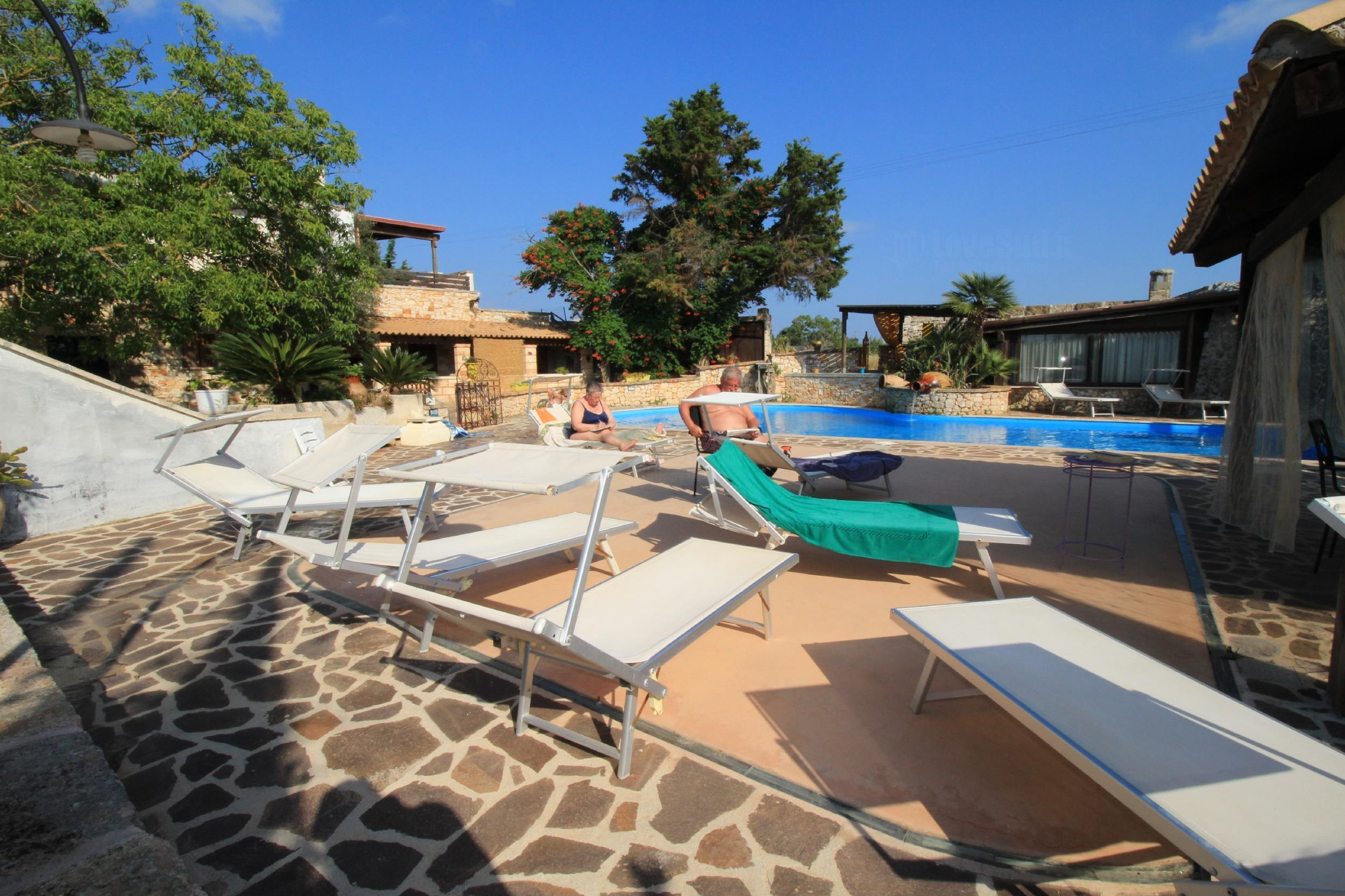 Apartment Trilo Noce shared pool photo 25188302
