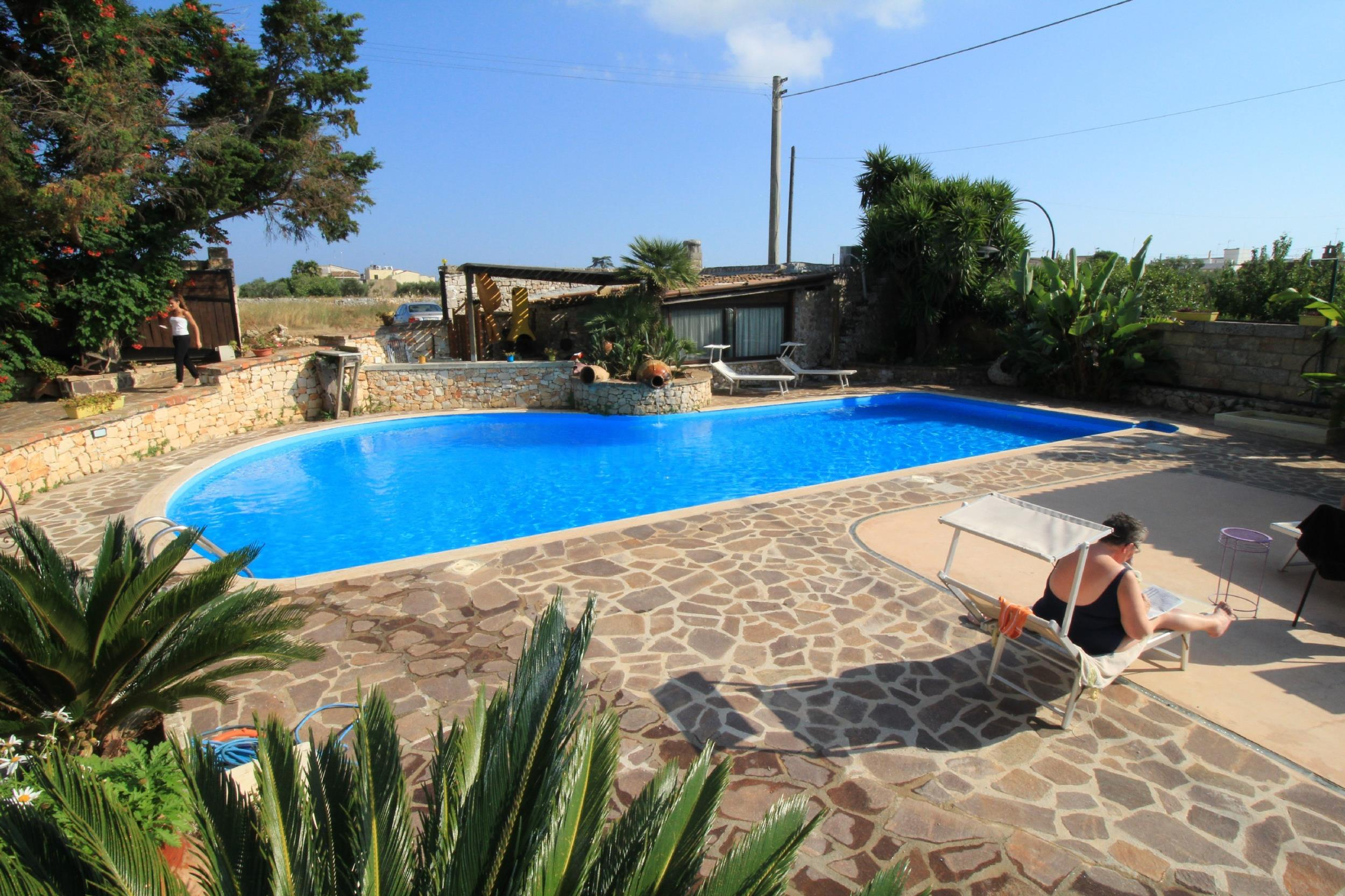 Apartment Trilo Noce shared pool photo 25188299