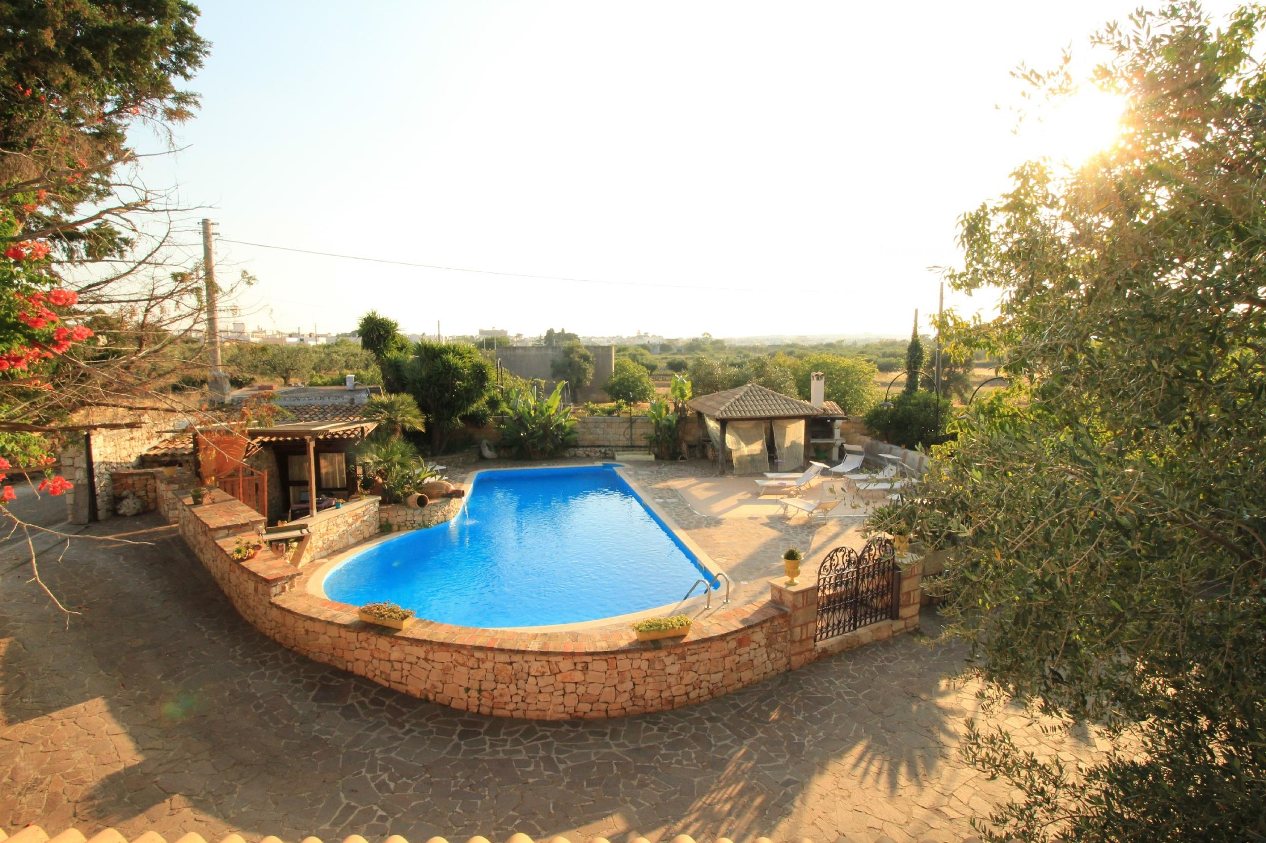 Apartment Trilo Noce shared pool photo 25188294