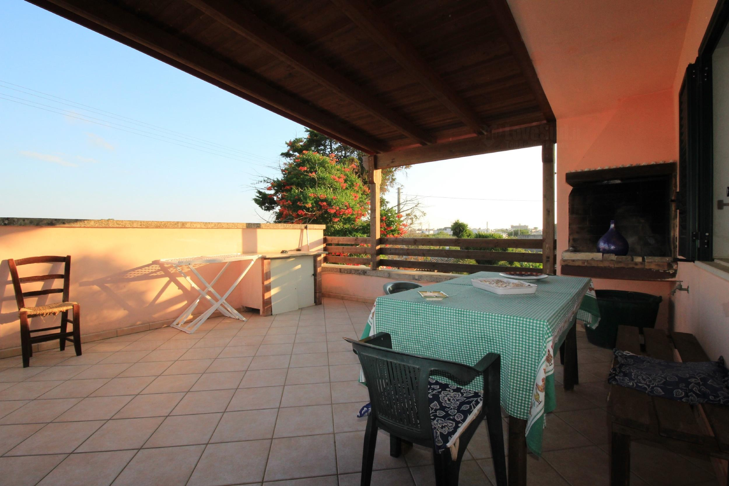 Apartment Trilo Noce shared pool photo 25188307