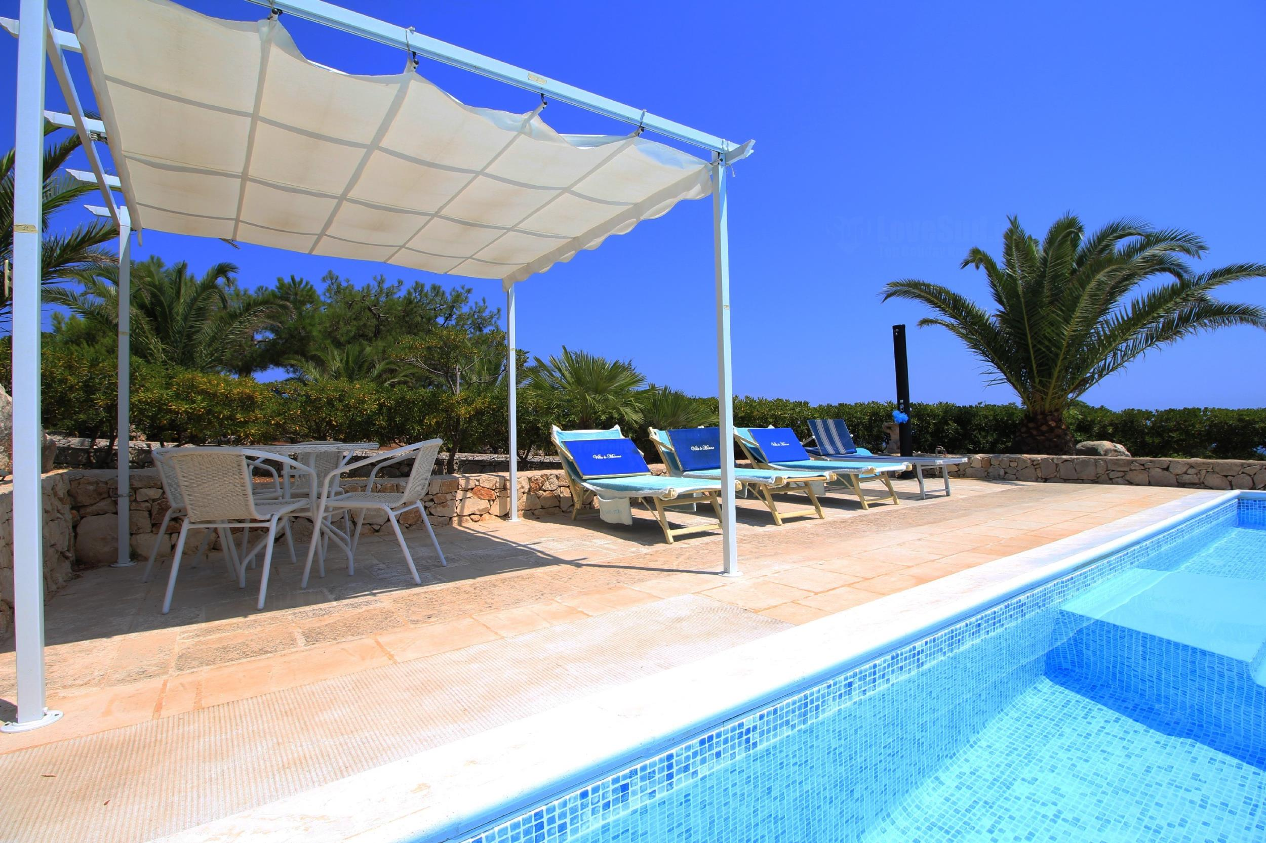 Apartment Stella Marina luxe pool home photo 22514655