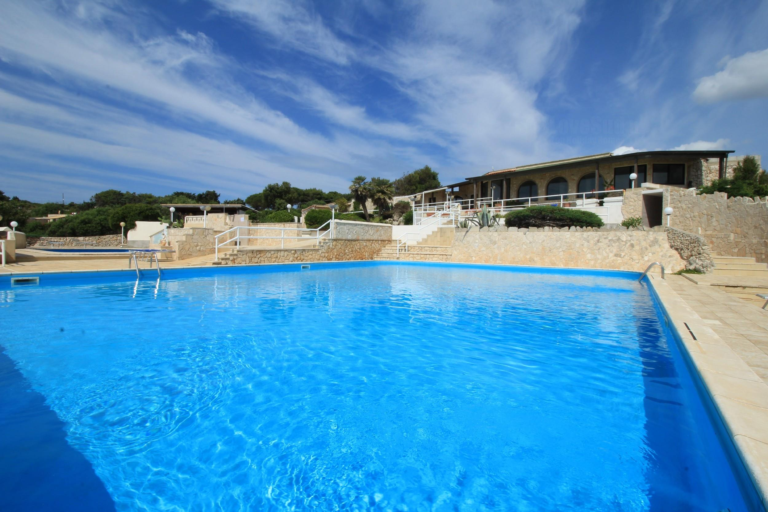 Apartment Trullo Ulivo pool complex photo 22460362
