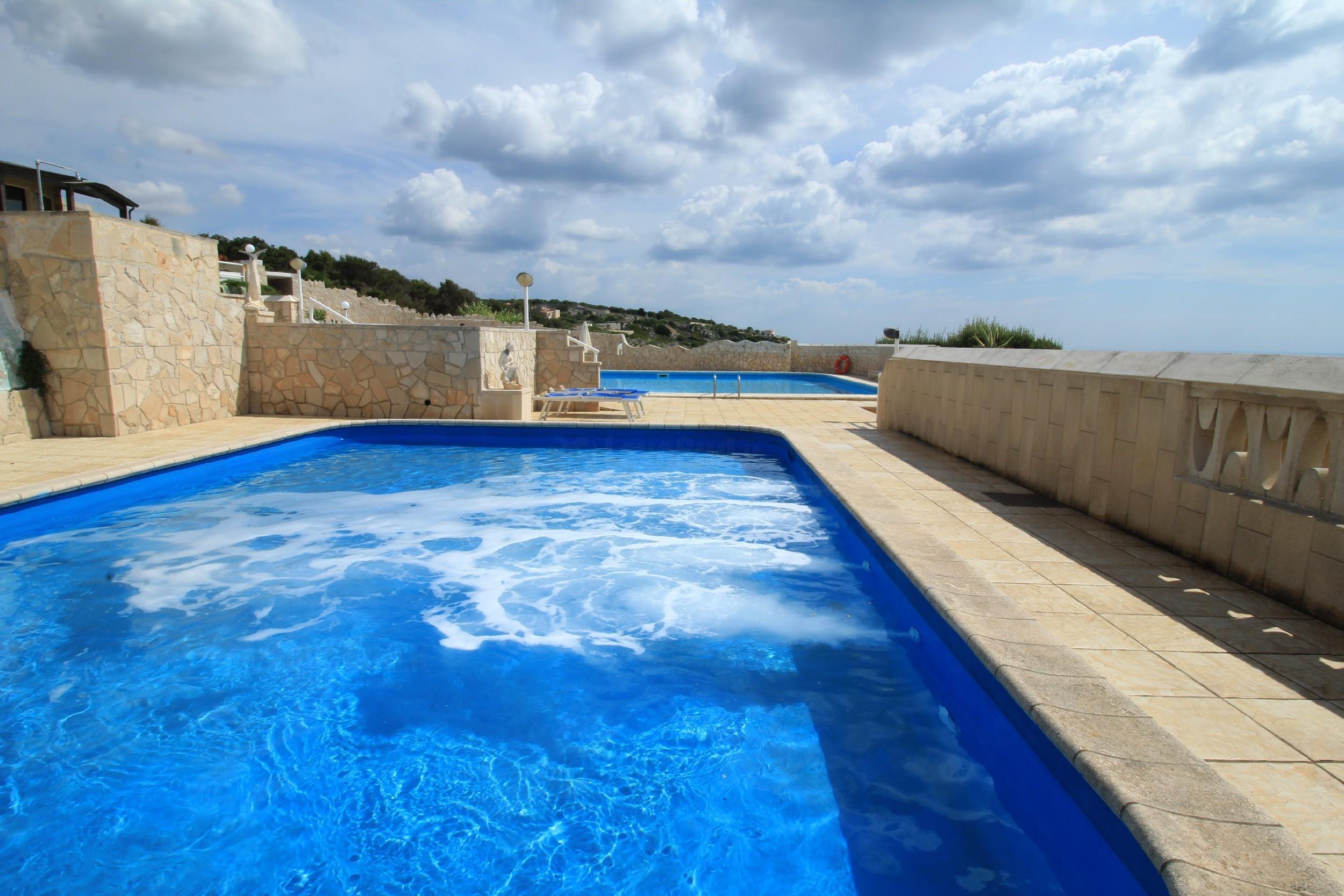 Apartment Trullo Ulivo pool complex photo 22460363