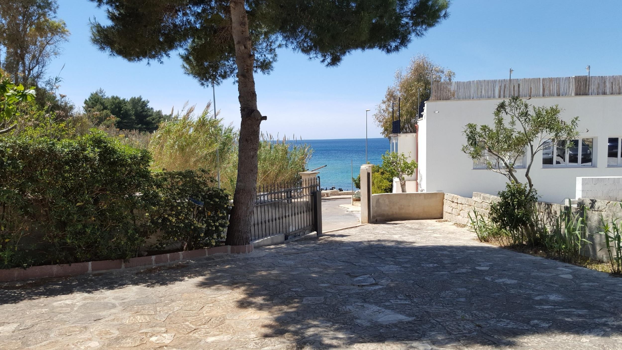 Apartment Alfa Ma beach front photo 25761649