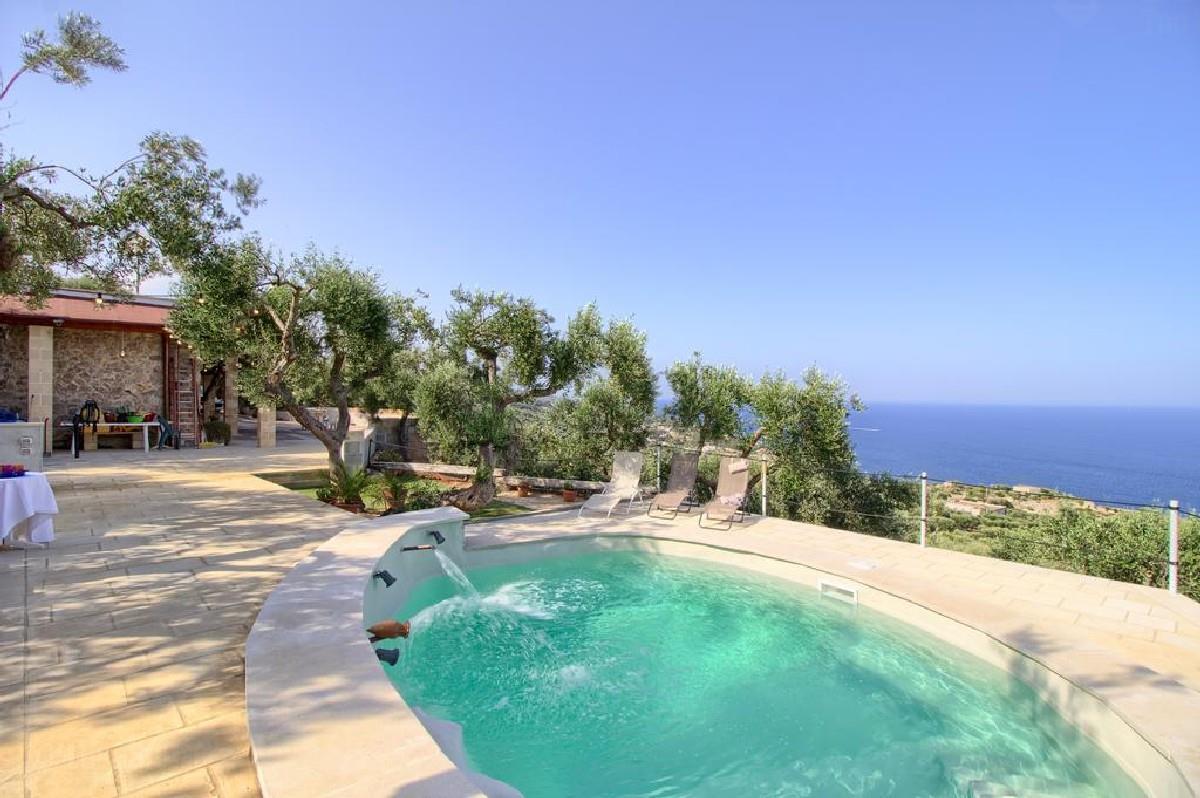 Apartment Albachiara pool house photo 22514402