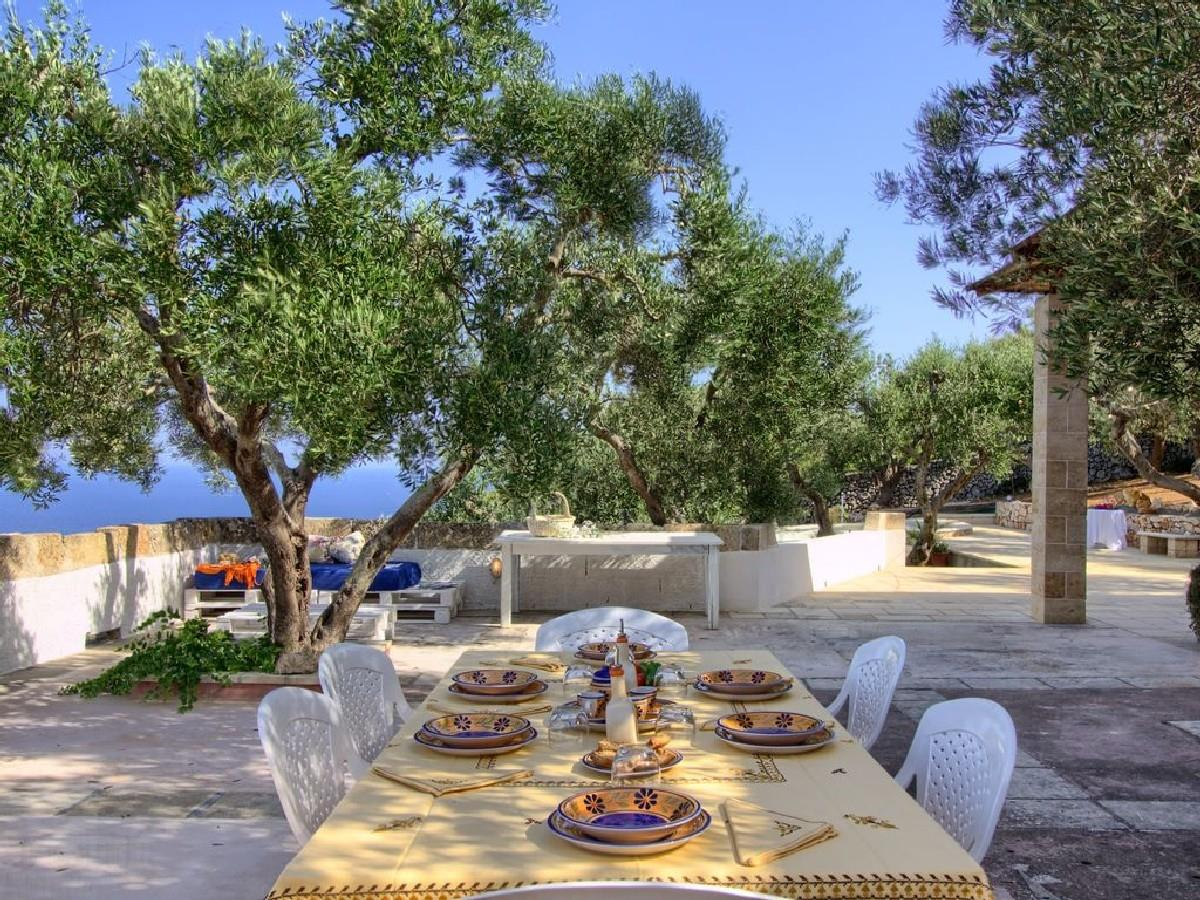 Apartment Albachiara pool house photo 22514413