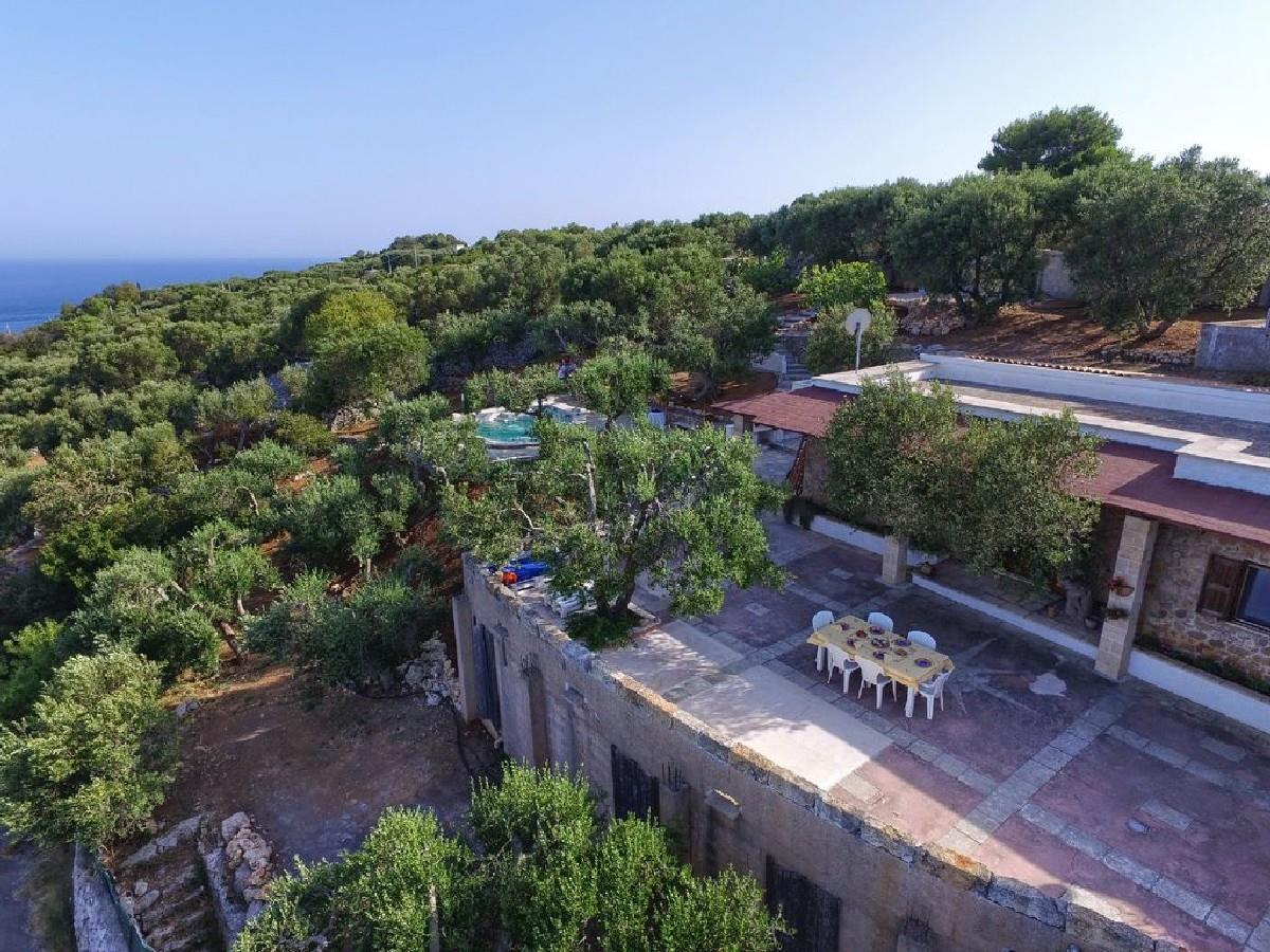 Apartment Albachiara pool house photo 22514414