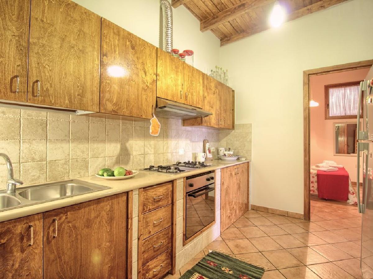 Apartment Albachiara pool house photo 22514426