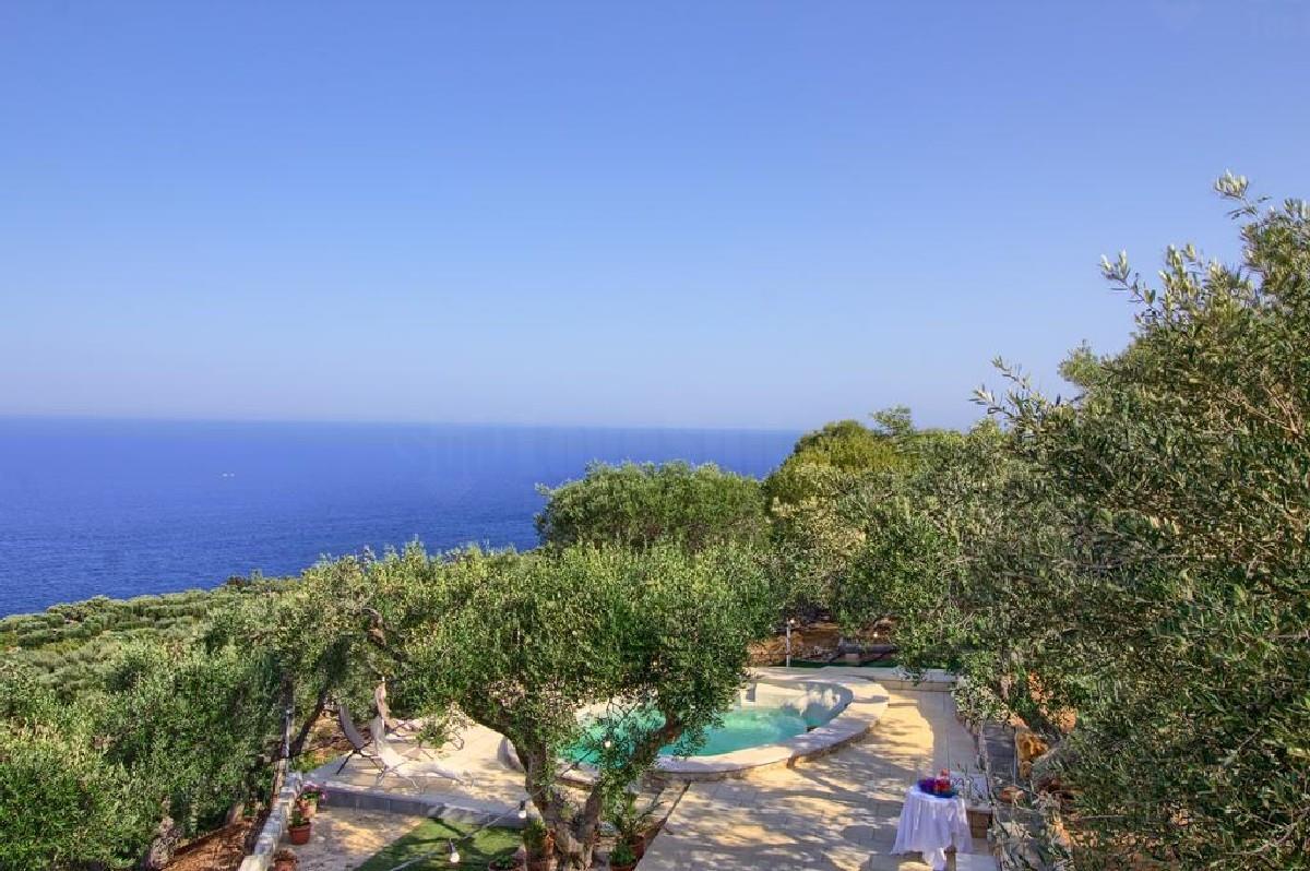 Apartment Albachiara pool house photo 22514412