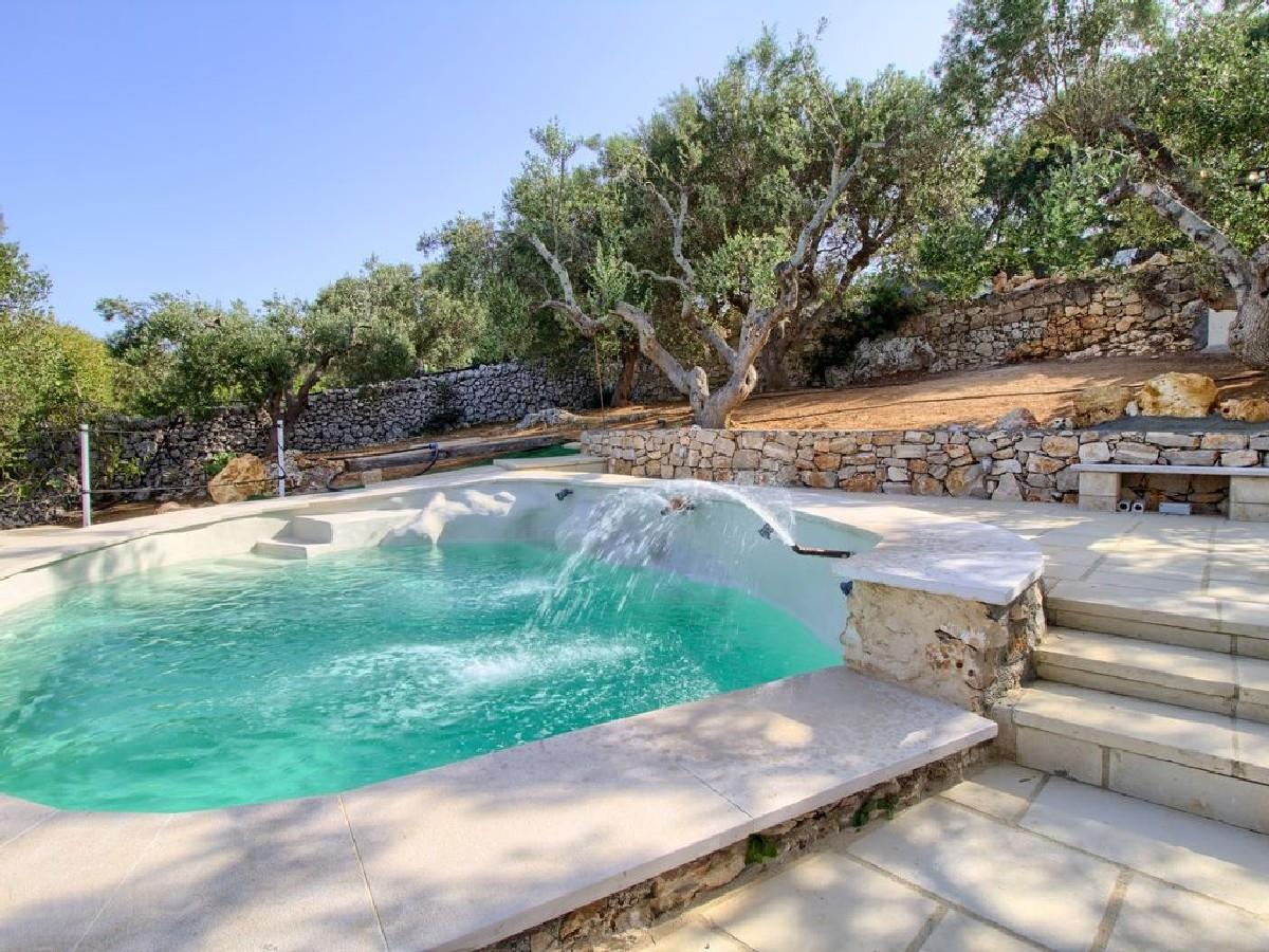 Apartment Albachiara pool house photo 22514406