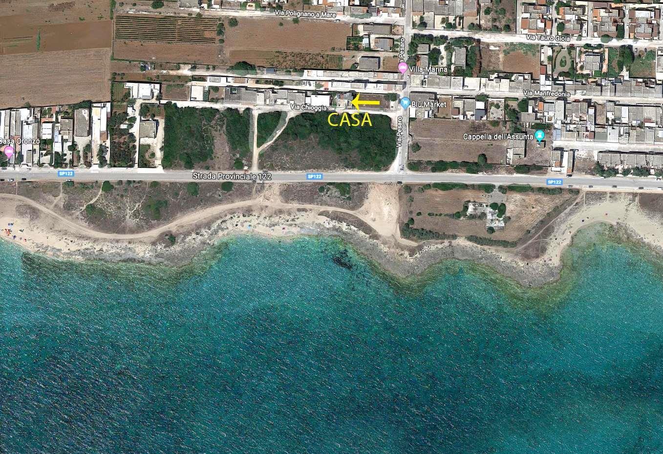 Apartment Rifugio dei Pescatori fronte spiaggia photo 23792349