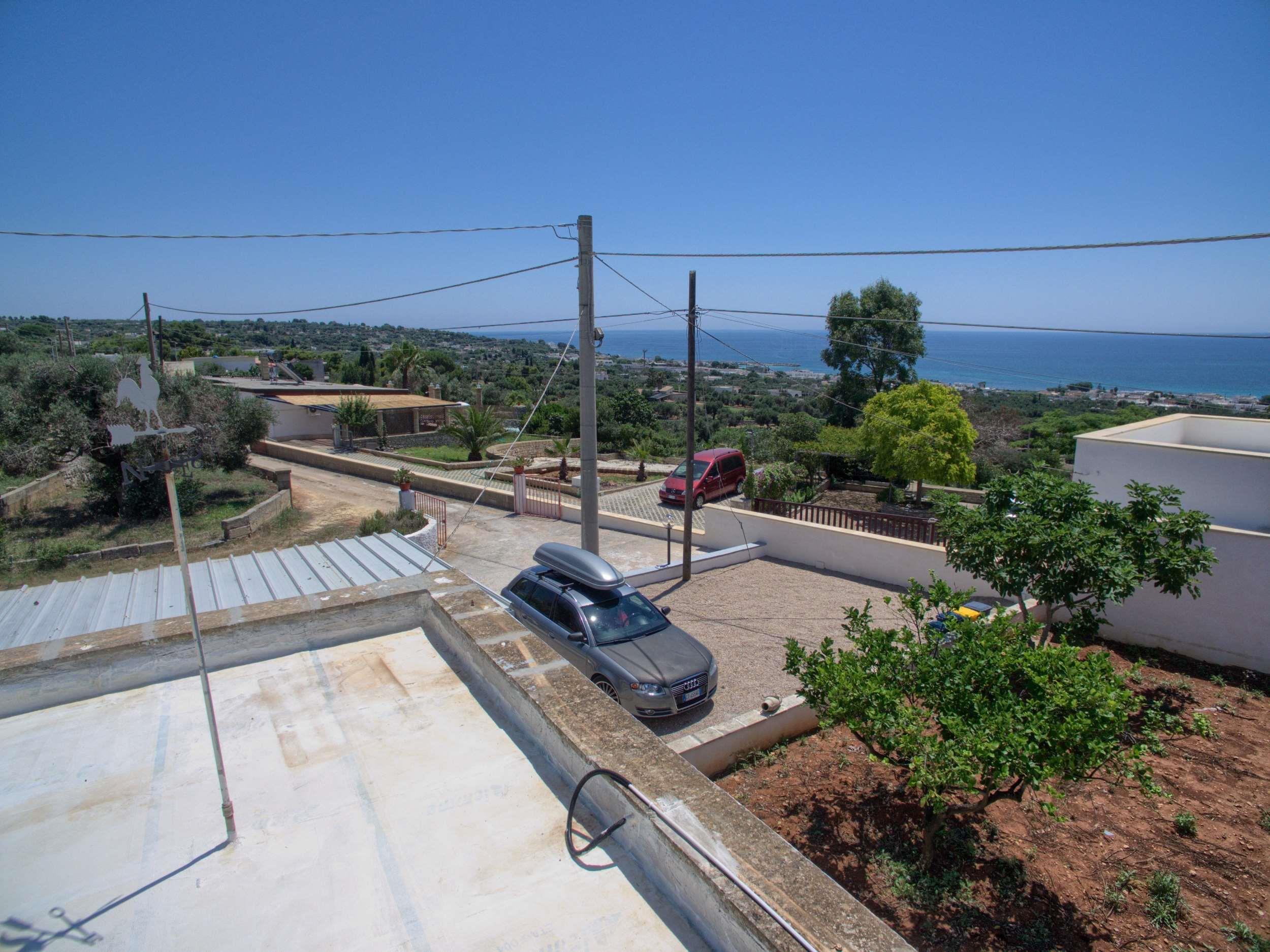 Apartment Bellevue vista mare panoramica Pescoluse photo 22432413