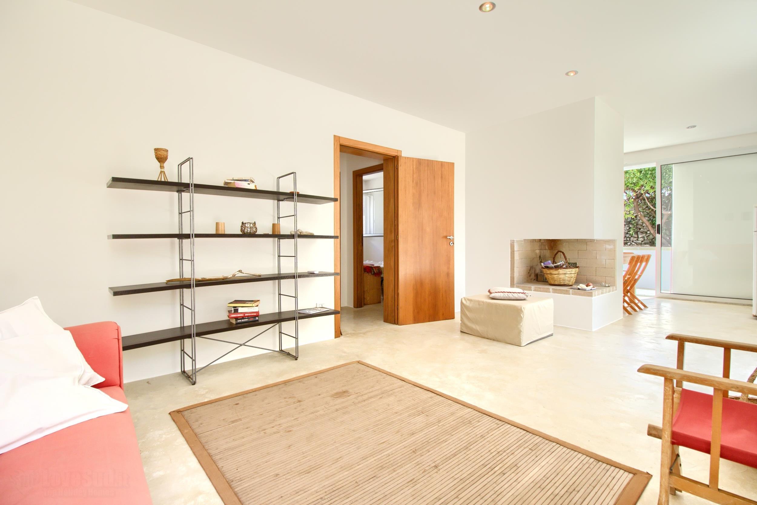 Apartment Rifugio private sea access photo 22514773