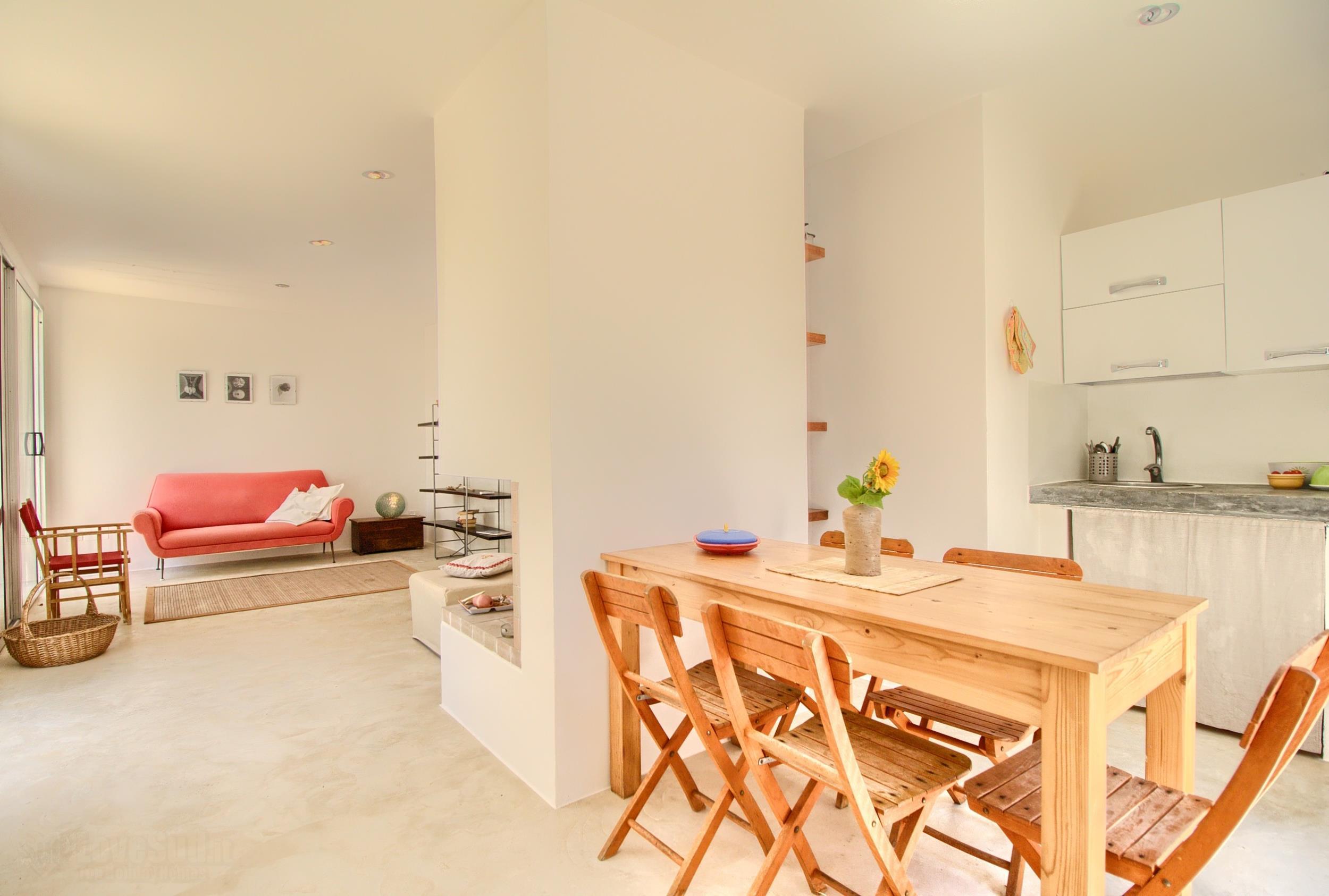 Apartment Rifugio private sea access photo 22514769