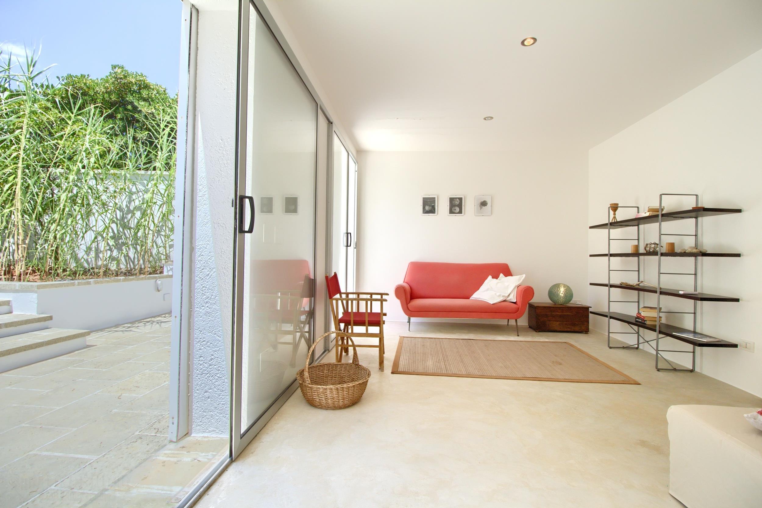 Apartment Rifugio private sea access photo 22514761