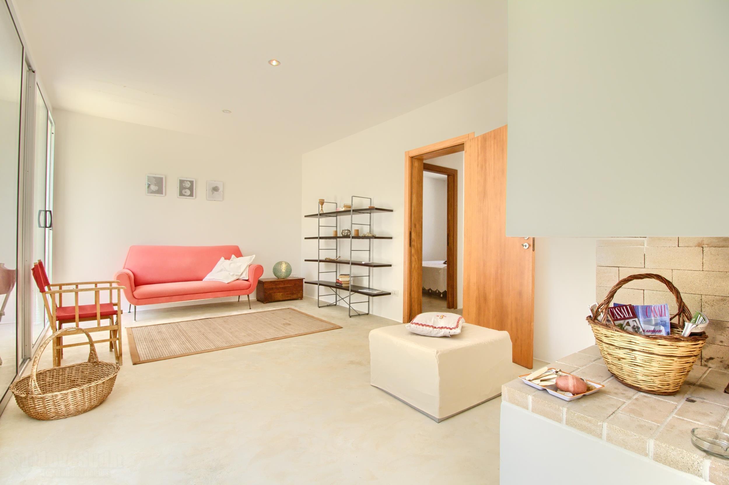Apartment Rifugio private sea access photo 22514771